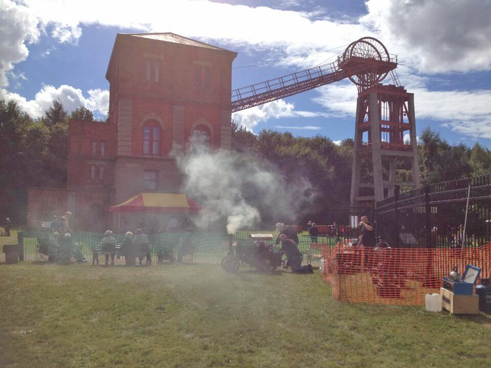 Bestwood Winding Engine House Steam Heritage Day 2013