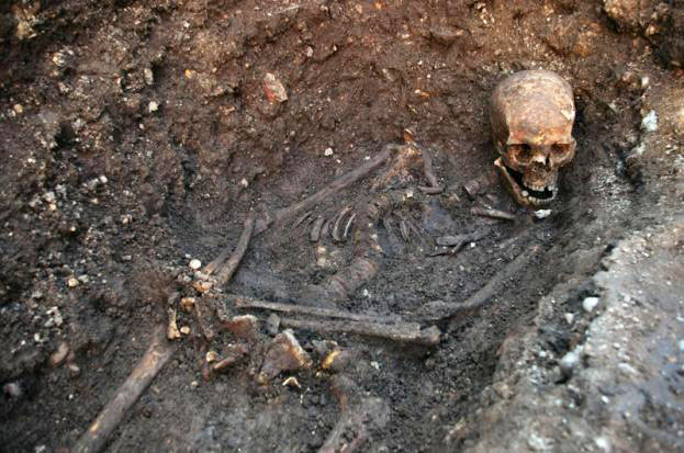 Richard III - The King in the Car Park